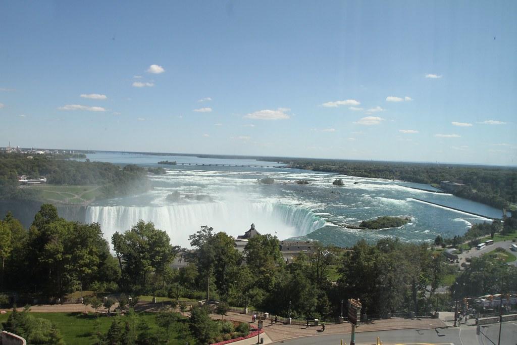 niagra falls yo