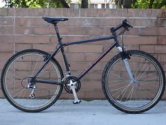 Rocky Mountain Blizzard (SaddleUpBike) Tags: urban calgary up bike path assault system alberta recycle saddle recyclery reuse repurpose recondition urbansuburban