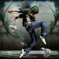 dance your demon (Eddi van W.) Tags: