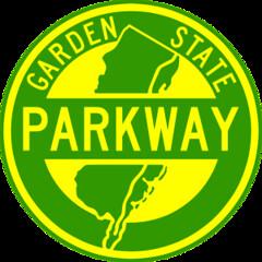 Garden State Parkway Logo, Ocean County, Ocean Happening