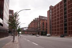 _DSC8994-2 (durr-architect) Tags: city water port germany district hamburg free goods warehouse transfer neogothic speicherstadt zone warehouses customs redbrick