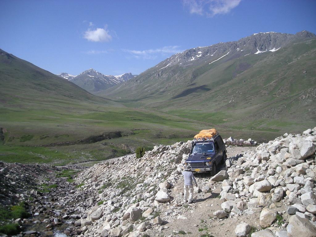 Team Unimog Punga 2011: Solitude at Altitude - 6029921950 858588c717 b