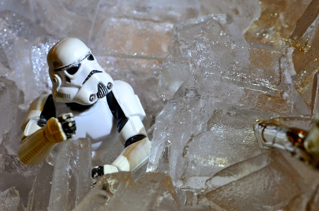 An Icecold  escape