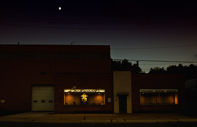 Moonrise Over Lockwood's