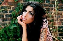 Musician Amy Winehouse