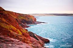 Sunkissed Coastline (Olivia L'Estrange-Bell) Tags: summer cornwall englishcountryside southwestcoast canoneos5dmarkii oliviabell tbsart