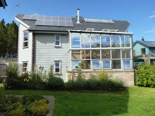 Eco House at Findhorn Community