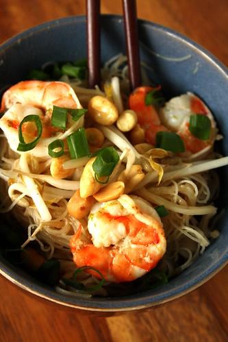 $5 Takeout Cookbook Pad Thai