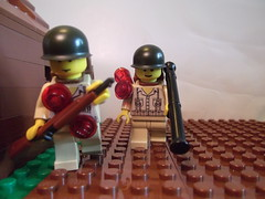 DSCF1196 (phelipe247) Tags: toys tank lego contest plastic ww2 americans panther germans brickarms brickmania