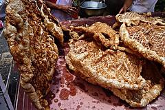 Chicharrón de cerdo, México, D. F. P1080756