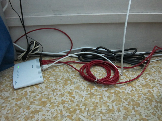 Aftermath Of Bluelounge CableBox