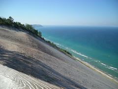 Sleeping Bear Dunes (annie in alba) Tags: bear sleeping dunes