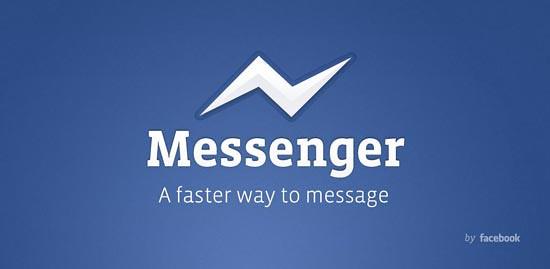 Facebook Messenger App แชทฟรีบนสมาร์ทโฟน