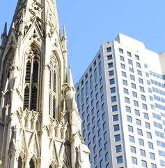 St Patrick's Cathedral (shakswak) Tags: nyc newyorkcity newyork canon eos 50mm centralpark 28mm sigma timessquare empirestatebuilding empirestate statueofliberty rockefeller 18 tamron 18200 topoftherock ellisisland ussintrepid 550d rebelt2i kissx4