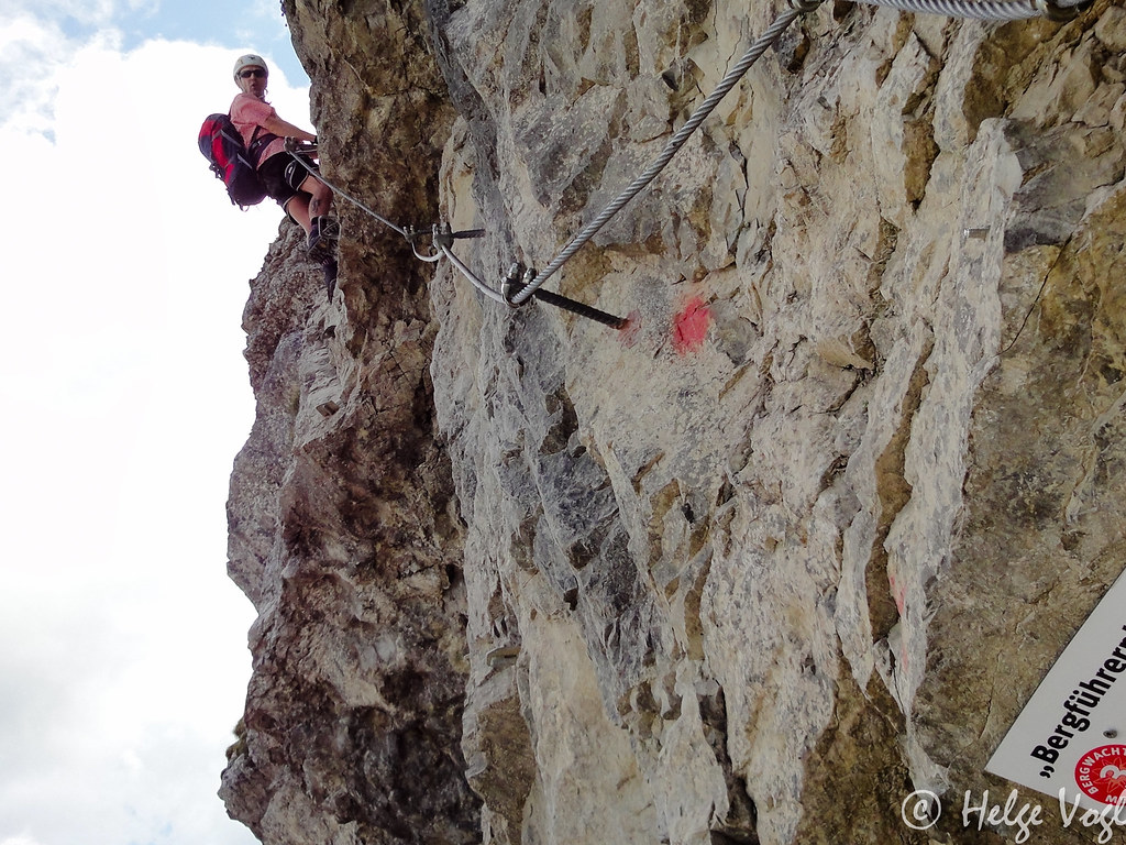 Klettersteig Oberjoch : Salewa klettersteig bad hindelang oberjoch outdoortrends