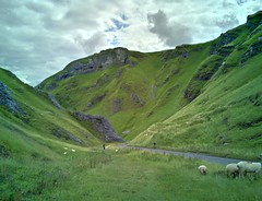 Winnats Pass, High Peak