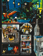 PlayStation Official Magazine UK Issue 61 (Imagine) Tags: toys lego article videogame artdeco minifigs playstation rapture littlesister bigdaddy bioshock imaginerigney playstationofficialmagazineuk