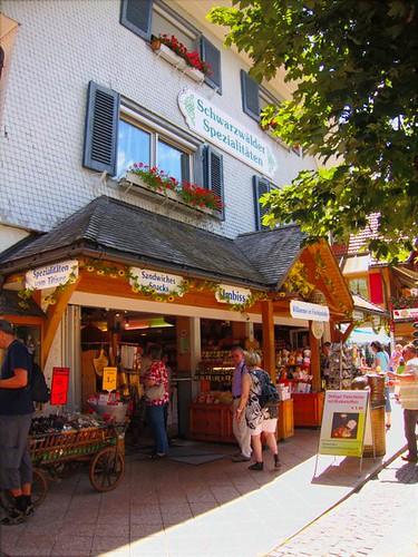 titisee shop by Danalynn C