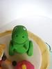 T-Rex (punkshimmy) Tags: birthday cake spongebob trex fondant
