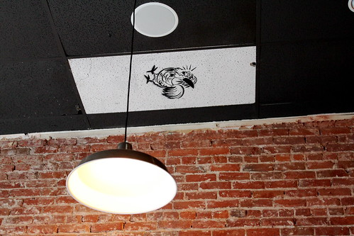 ludobites chicken ceiling tile