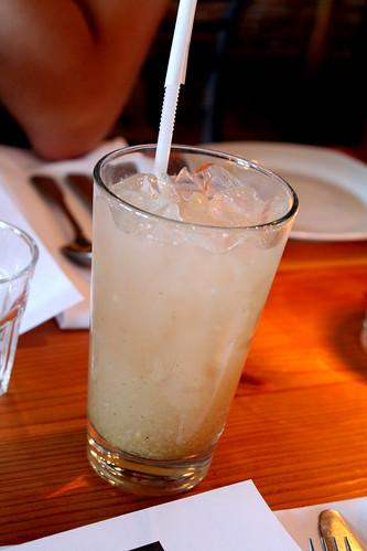 lavender ginger lemonade