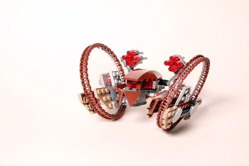 7670 Hailfire Droid & Spider Droid - 5