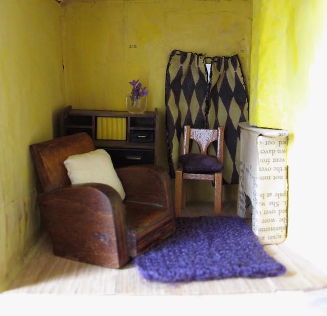paper villas no.1sitting room