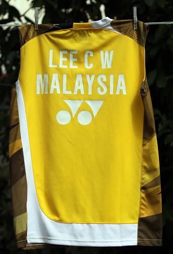 T-shirt Lee Chong Wei