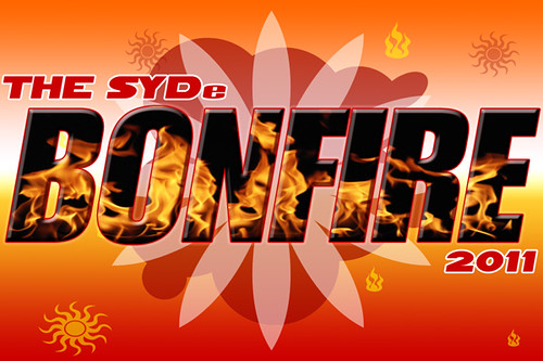 TheSYDeBonfireLogo by Ron San Kyuu Ban