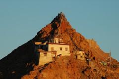Qihu Monastery (Saumil U. Shah) Tags: mountain mountains nature trekking trek nikon hiking hike journey slideshow himalaya spiritual shiva hindu hinduism kailash yatra jain pilgrimage himalayas shah mansarovar manasarovar jainism kailas  saumil kmy   kmyatra saumilshah tintinesque