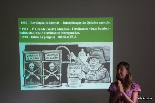 VIVÊNCIA CORPO, CASA E TERRA 2011