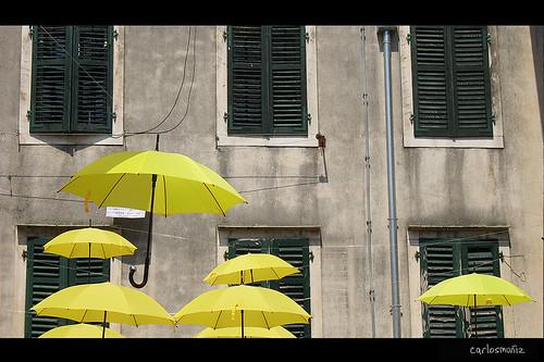 Paratí, paraguas