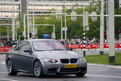 Track Edition (Raoul Automotive Photography) Tags: city holland netherlands bavaria grey star rotterdam track 10 sony tripod wide band nederland racing special mat filter bmw mm 1855 alpha dslr m3 50 edition v8 hama dt circular matte 61 pl 55200 specialedition kenko a230 2011 polarisation e92 a230l