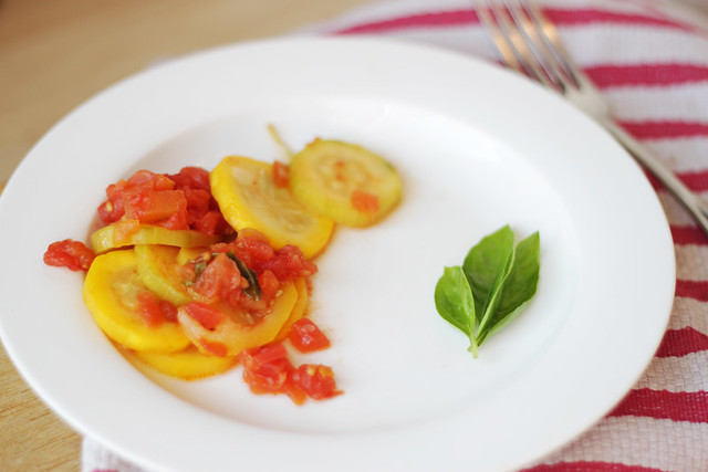 [72/365] freshly sauted zucchini.