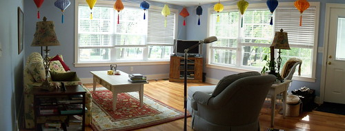 Sunroom Panorama