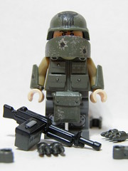 Elite Juggernaut (~Amadgunslinger~) Tags: black modern call lego fig military duty mini special minifig custom spec ops juggernaut warfare brickarms brickforge