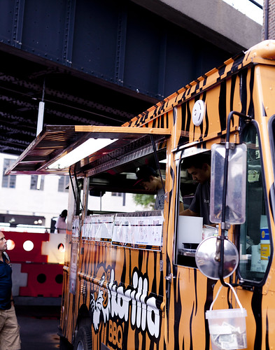 The Highline Food Trucks - NYC, NY