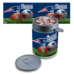 New England Patriots Can Cooler