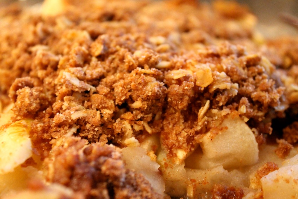 Baked Apple Crisp