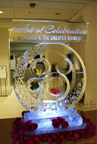 Art of Celebration Ice Sculpture