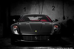 Ferrari 599 (Talal Al-Mtn) Tags: ferrari kuwait gforce q8 599 ferrari599 autowork talalalmtn gforcegarage ferrarigtbbytalalalmtn b599gtbfioranoisferrarismostpowerfulv12enginedproductioncarofalltimeitfeaturesa60literv12enginederiveddirectlyfromtheenzosupercar producing620hpat7 600rpmand446poundfeetoftorqueat5 600rpmb ferrari599kuwait gforceautowork ferrarigtbinkuwait ferrarigtoinkuwait