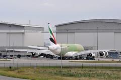 A380-861 MSN 0098 F-WWAB EK (A380spotter) Tags: uae airbus a380 ek toulouse 800 blagnac a12 tls flightline emiratesairline lfbo aroconstellation fwwab standa12 a6edu msn0098 jllagardre