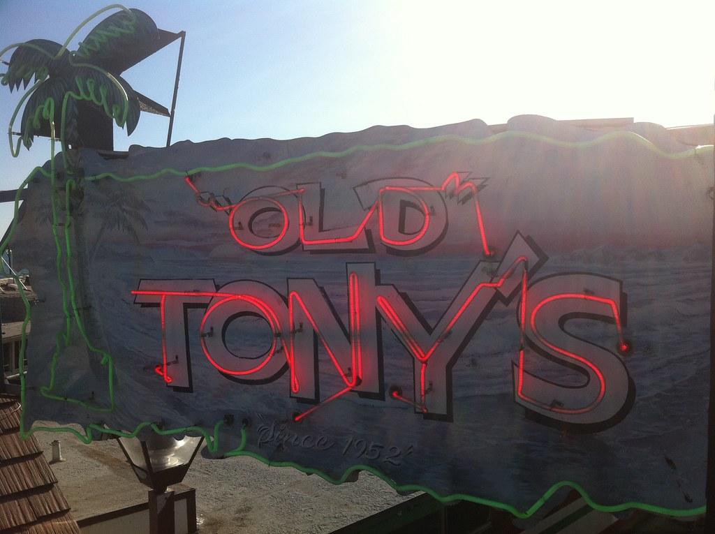 old tonys