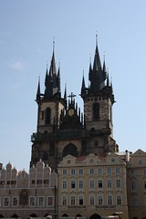 "Church of Our Lady before Týn (Kostel Matky Boží před Týnem), Prague (Prag/Praha) • <a style=""font-size:0.8em;"" href=""http://www.flickr.com/photos/23564737@N07/6083161392/"" target=""_blank"">View on Flickr</a>"