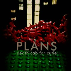 Death Cab for Cutie  Plans (eldeeem) Tags: lego plans deathcabforcutie foitsop Flickr:user=ldm