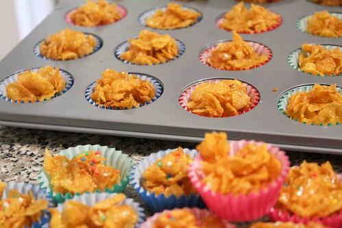 Resepi Cornflakes Madu
