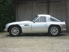 TVR Griffith 400 (1966) LHD.