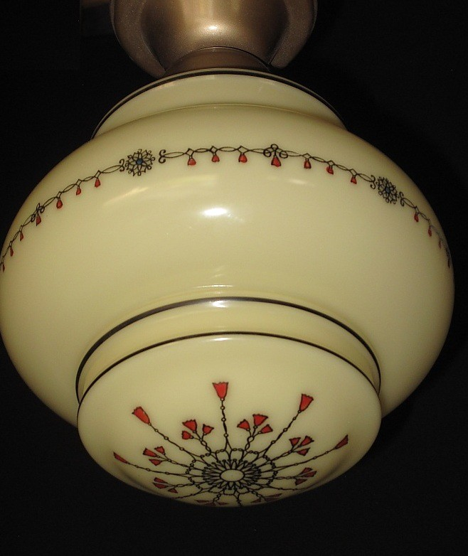 Vintage Craftsman Lighting | Bungalow lighting | vintagelights.com