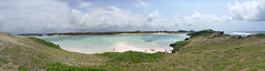 The Watamu beach from the Love Island
