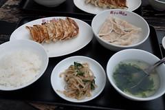 餃子の福包@中目黒